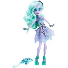 Кукла Монстер Хай Твила серии Привидения Monster High Haunted Getting Ghostly Twyla Doll