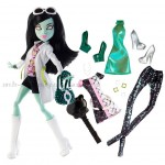 "Кукла Монстер Хай Скара Скримс серии  ""Я люблю моду"" Monster High Scarah Screams I Heart Love Fashion Doll"