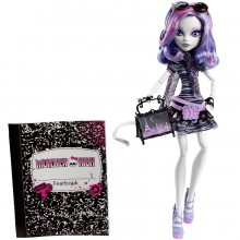 Кукла Монстер Хай Катрин Де Мяу серии Париж Город Страхов (Скариж Monster High Scaris Catrine DeMew)
