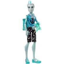 Кукла Monster High Гил Уэббер (Gil Webber) из серии Кораблекрушение Монстр Хай