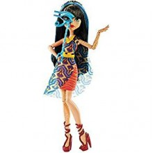 Кукла Monster High Клео де Нил ( Cleo de Nile) серия Welcome to Monster High Добро Пожаловать в школу Монстр Хай