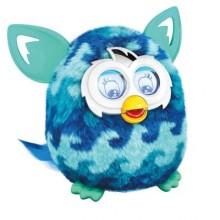 Интерактивная игрушка Furby Голубая волна Ферби Бум FURBY BOOM (BLUE WAVES)  Оригинал, из США