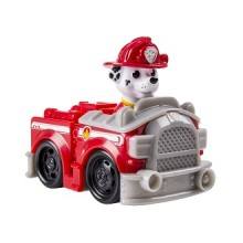 Игрушка Щенячий Патруль собачка Маршал в машинке Nickelodeon, Paw Patrol Racers - Marshall