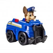 Игрушка Щенячий Патруль Paw Patrol    с машинкой и собачкой  Racers - Chase