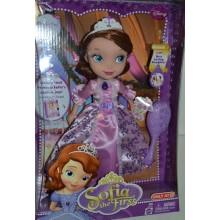 Кукла София Прекрасная, первая. Sophia The First от Мател Disney Sofia the First Princess Sofia. Большая 25 см