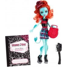 Кукла Монстер Хай Лорна МакНэсси Lorna McNessie серии Программа Обмена Монстрами.